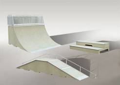 Beton Skate Park